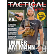 Tactical Gear Magazin Ausgabe 03/2017