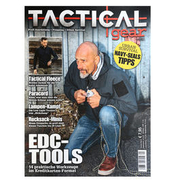 Tactical Gear Magazin Ausgabe 01/2018