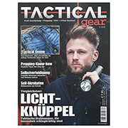Tactical Gear Magazin Ausgabe 04/2018