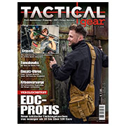 Tactical Gear Magazin Ausgabe 02/2019