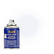 Revell Acryl Spray Color Sprühdose Weiß matt 100ml 34105