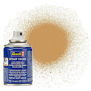 Revell Acryl Spray Color Sprühdose Ocker matt 100ml 34188