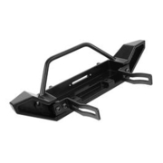 RC4WD Rock Hard 4x4 Full Width Front Winch Bumper f. SCX10 Chassis schwarz Z-S1338