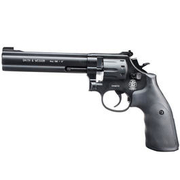 Smith & Wesson Mod. 586 6 Zoll CO2 Revolver Kal. 4,5mm (.177) Diabolo schwarz