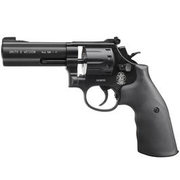 Smith & Wesson Mod. 586 4 Zoll CO2 Revolver Kal. 4,5mm (.177) Diabolo schwarz