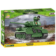 Cobi Historical Collection Bausatz Panzer T34/85 505 Teile 2476A
