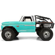 Pro-Line 1:10 Lexan Karosserie Chevrolet C-10 1966 Cab f. Axial Honcho 3483-01