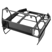 RC4WD Rear Tube Bed For Trail Finder 2 w/Mud Flaps (Black) VVV-C0253