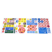 RC4WD Scale Signs Set Z-X0035