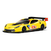 Protoform 1:10 Lexan Karosserie Chevrolet Corvette C7.R 190mm Regular 1557-30