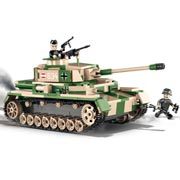 Cobi Historical Collection Bausatz Panzer IV Ausf. F1 / G / H - 3in1- 500 Teile 2508A