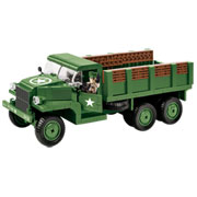 Cobi Cobi Historical Collection Bausatz CCKW 353 Transport Truck 345 Teile 2378A