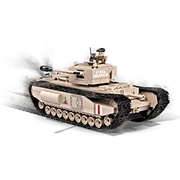 Cobi Word Of Tanks Small Army Bausatz Panzer Churchill I 530 Teile 3031