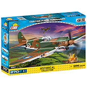 Cobi Historical Collection Bausatz Flugzeug P-40B Tomahawk 270 Teile 5527