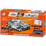 cobi world of tanks panzer sabaton primo victoria 675. Black Bedroom Furniture Sets. Home Design Ideas
