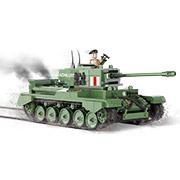 Cobi World Of Tanks Bausatz Panzer A34 Comet 530 Teile 3014
