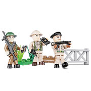 Cobi Historical Collection British Soldiers 25 Teile 2028