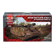 Torro RC War Thunder PzKpfw IV 1:24 Ausf. H Infrarot Sommertarn 2,4 GHz - Limited Edition