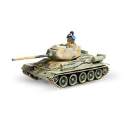 Torro RC War Thunder Panzer T-34/85 1:24 Infrarot Tarn 2,4 GHz - Limited Edition
