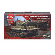 Torro RC War Thunder PzKpfw VI Tiger Ausf. E 1:24 Infrarot Sommertarn 2,4 GHz - Limited Edition
