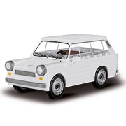 Cobi Youngtimer Collection Trabant 601 universal 74 Teile 24540