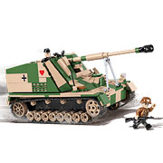 Cobi Historical Collection Bausatz Panzer Sd.Kfz. 164 Nashorn 580 Teile 2517