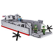 Cobi Historical Collection Bausatz Landungsboot LCVP Higgins Boat 510 Teile 4813