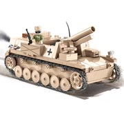 Cobi Historical Collection Bausatz Panzer Sturmpanzer II 465 Teile 2528