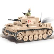 Cobi Historical Collection Bausatz Panzer Sd.Kfz. 121 Panzer II Ausf. F 420 Teile 2527