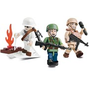 Cobi Historical Collection Deutsche Elite Troops Soldiers 26 Teile 2031