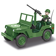 Cobi Historical Collection Bausatz Willys MB 1/4 Ton 4x4 91 Teile 2399