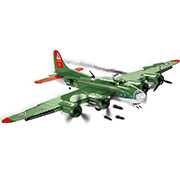 Cobi Historical Collection Bausatz Flugzeug Boeing B-17G Flying Fortress 920 Teile 5703
