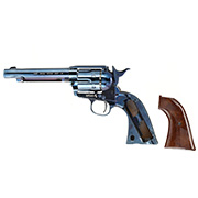 Colt Single Action Army 45 blue CO2 Revolver 4,5mm BB