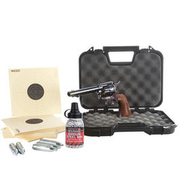 Colt Single Action Army 45 blue CO2 Revolver 4,5 mm Komplettset