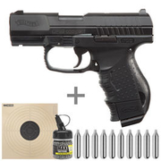Walther CP99 Compact CO2 Luftpistole 4,5mm (.177) BB Starterset