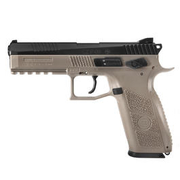 ASG CZ75 P-09 Duty CO2 Luftpistole 4,5mm Diabolo BB bicolor