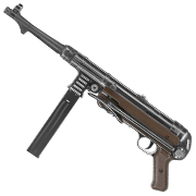 Legends MP40 CO2 Maschinenpistole Kal. 4,5mm BB German Legacy Edition