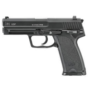 Heckler & Koch USP CO2 Luftpistole Blow-Back Kal. 4,5mm BB schwarz