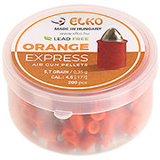 Elko Spitzkopf-Diabolos Orange Express Kal. 4,5 mm 200er Dose