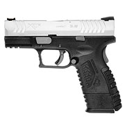 Springfield XDM Compact CO2-Luftpistole 4,5mm BB Blowback Bicolor