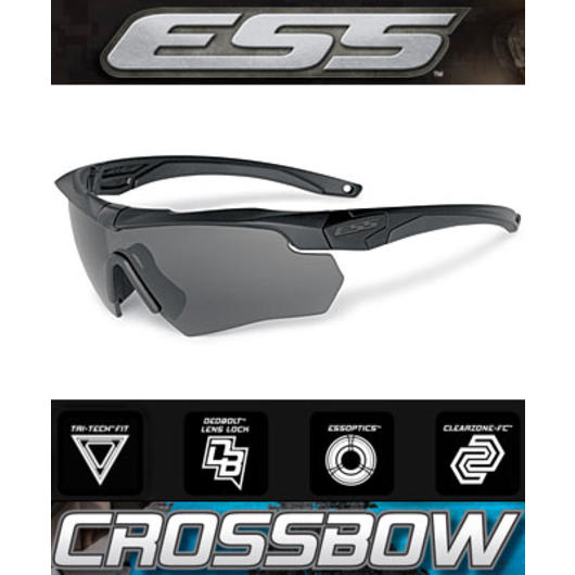 ESS Brille Crossbow 3LS Set