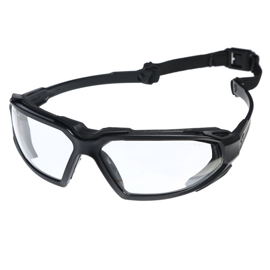 Strike Systems Tactical Schutzbrille klar