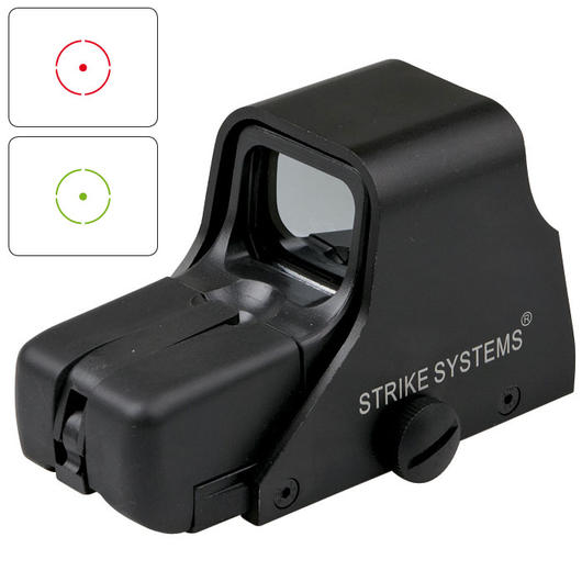 Strike Systems Advanced 551 Holosight schwarz