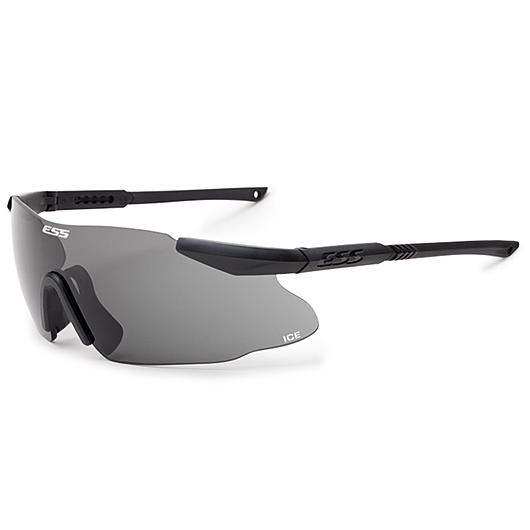 ESS Brille ICE One Kit Rauchgrau
