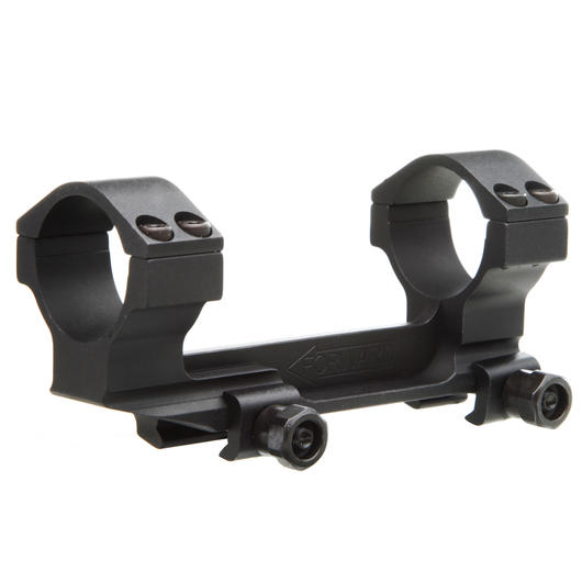 VFC K-Type One Piece Dual Ring Scope Mount f. 30mm Zielfernrohre schwarz
