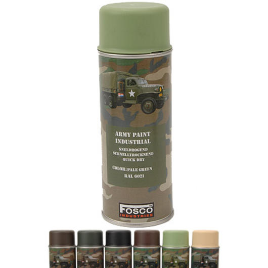 Army Paint Spr�hfarbe, pale green (RAL 6021)