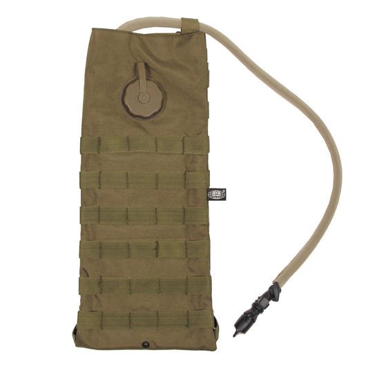 MFH Trinksystem MOLLE 2,5 Liter, coyote
