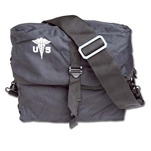 US Medical Bag schwarz