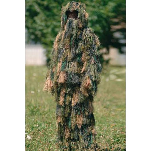 Ghillie Threads Tarnkleidung