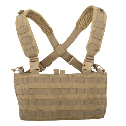 Condor Outdoor OPS Chest Rig coyote